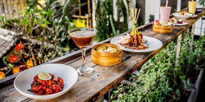 Food at Ling Ling
