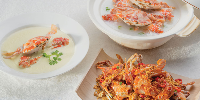 Crabulous Buffet Dishes, The Food Gallery, Tsim Sha Tsui, Hong Kong