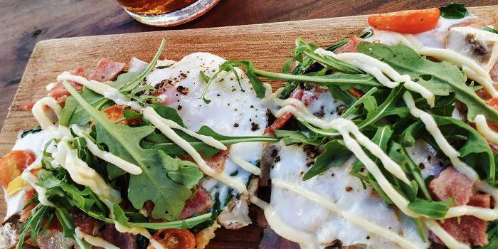 Food from Salvador Supper Club and Bar, Canggu, Bali