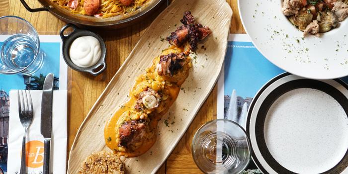 Dish 1 at Plan B - Spanish Resto