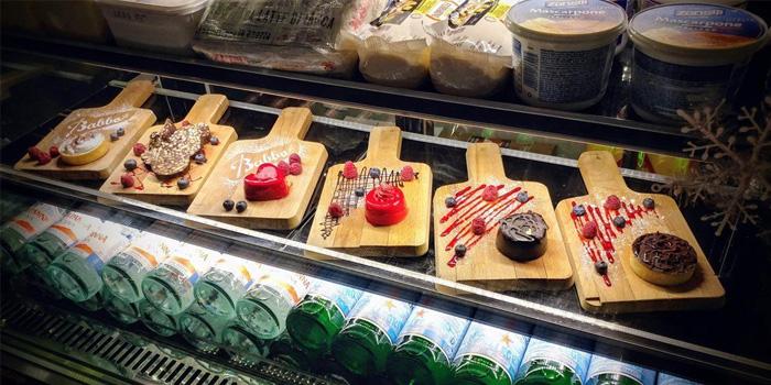 Desserts, Babbo Trattoria, Causeway Bay, Hong Kong