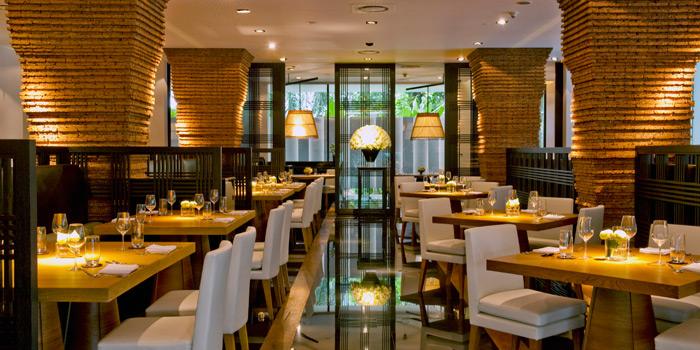 Dining Area of nahm at COMO METROPOLITAN BANGKOK 27 South Sathorn Road Tungmahamek, Sathorn Bangkok