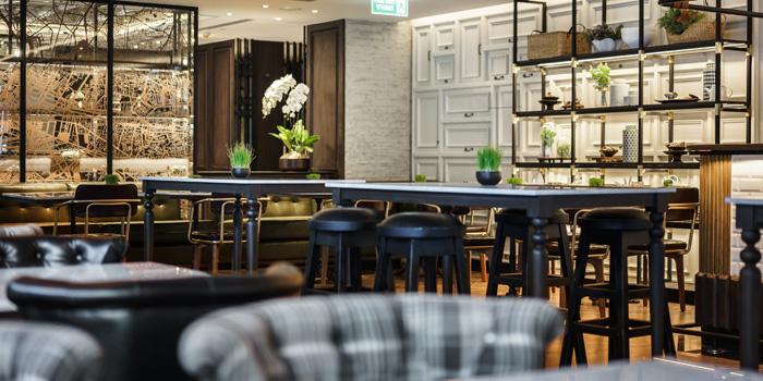 Dining Area of Siam Soul Cafe at Akyra TAS Sukhumvit Hotel Bangkok 7 Sukhumvit 20 Alley Khlong Toei Bangkok