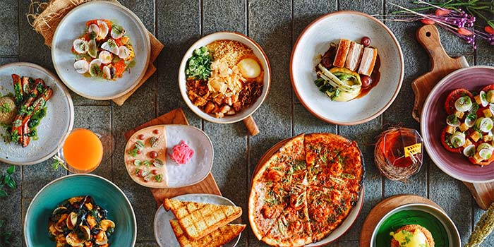 Dish 6 at Social Garden, Senayan City