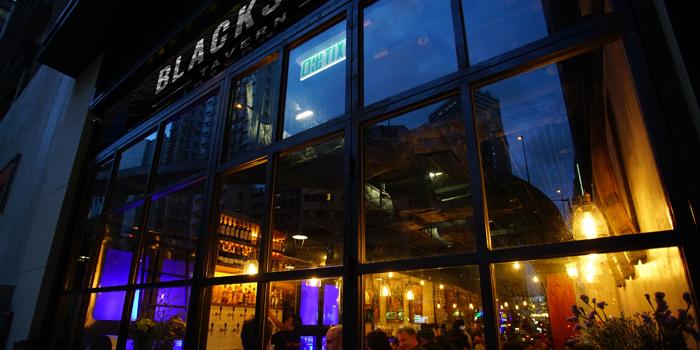 Exterior, BlackSalt Tavern, Western District, Hong Kong