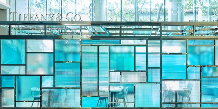 Exterior, The Tiffany Blue Box Cafe, Tsim Sha Tsui, Hong Kong
