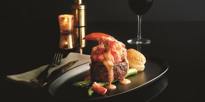 Filet & Lobster, Morton