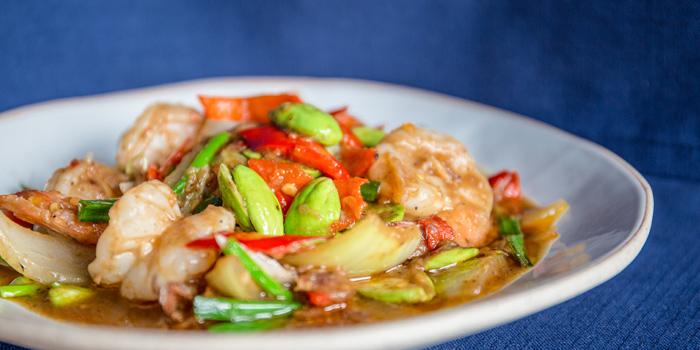 Food from Baba Soul Food at Sripanwa Resort & Spa, Panwa Cape, Phuket Thailand