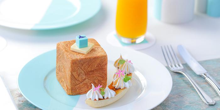 Signature Blue Box Toast, The Tiffany Blue Box Cafe, Tsim Sha Tsui, Hong Kong