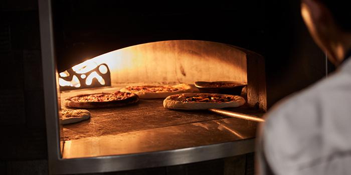 Pizza Making at Pizzaria at Hyatt Regency Bali