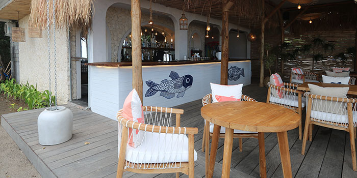 Interior from La Vela, Canggu, Bali