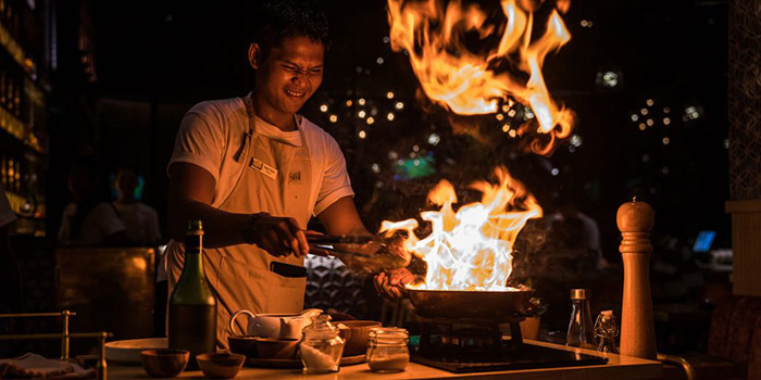 Vibe from NOAA Social Dining, Seminyak, Bali