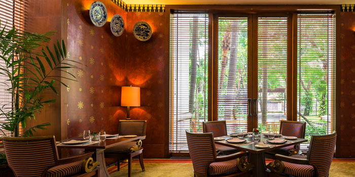 Interior 1 at Sriwijaya Restaurant, The Dharmawangsa Hotel