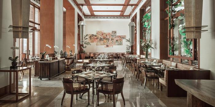 Interior 2 at Jakarta Restaurant, The Dharmawangsa