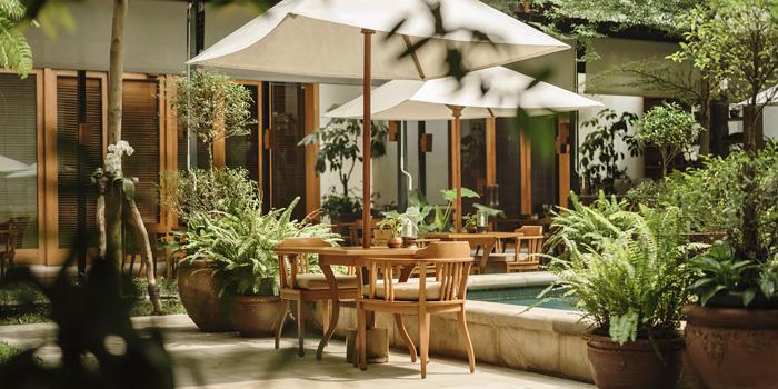 Interior 3 at Jakarta Restaurant, The Dharmawangsa