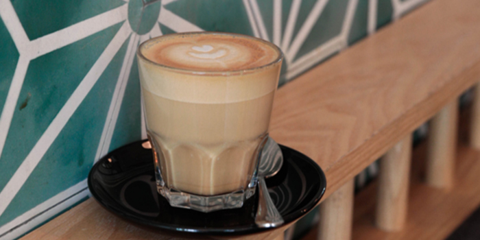 Latte from Bee