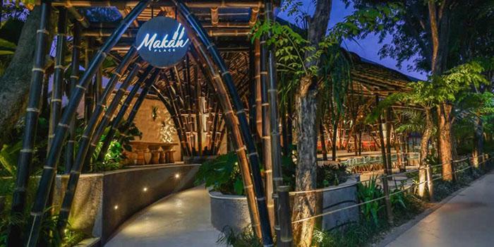 Interior from Makan Place, Legian, Bali