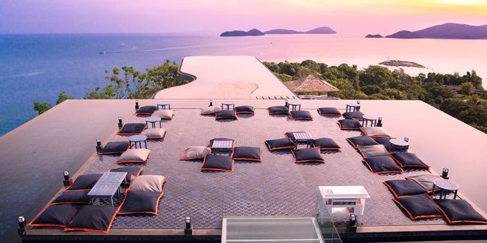 Surrounding of Baba Nest at Sripanwa Resort & Spa, Panwa Cape, Phuket Thailand