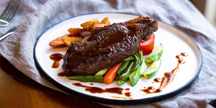 New Zealand Black Angus Sirloin Steak, HOW, Kwun Tong, Hong Kong