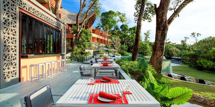 Logo of Baba Chino at Sripanwa Resort & Spa, Panwa Cape, Phuket Thailand