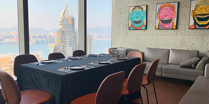 Private Room, Zeng, Causeway Bay, Hong Kong
