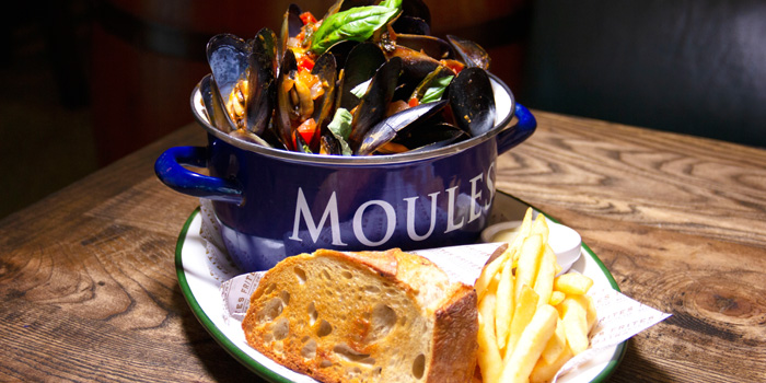 Provencale Mussels, FRITES Belgium on Tap (Kowloon Bay), Kowloon Bay, Hong Kong