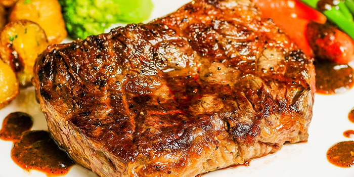 Ribeye Steak from Camino House in Bedok, Singapore