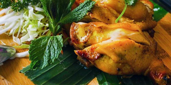 Roasted Chicken in Thai Style, Thai Dao, Sai Kung, Hong Kong