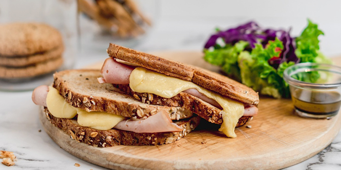 Ham & Cheese Sandwich from Cafe Manuka at Paragon in Orchard, Singapore