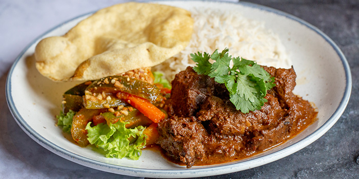 Beef Rendang from Harry