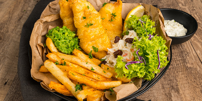 Fish & Chips from Harry