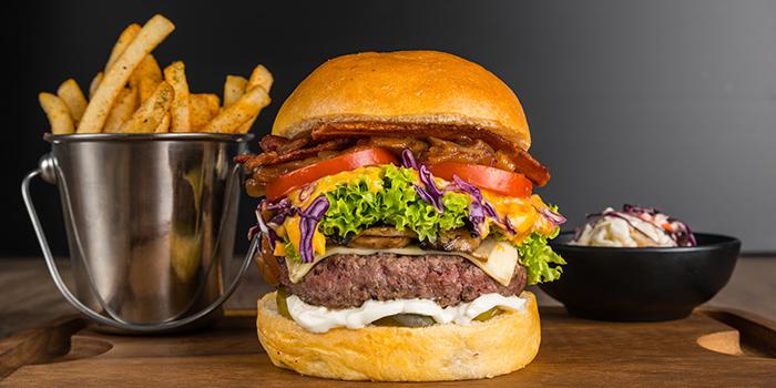 Jazz Burger from Harry