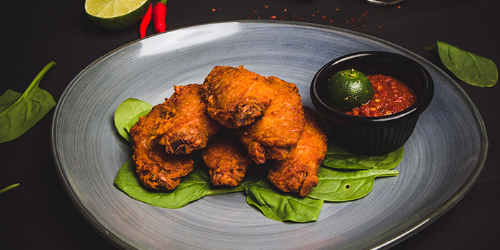 Chicken Wings from Ice Edge Cafe (Kovan) in Hougang, Singapore