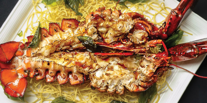 Lobster from IndoChine (Chijmes) in CHIJMES, Singapore