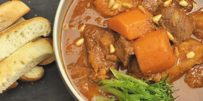Ragout from IndoChine (Chijmes) in CHIJMES, Singapore