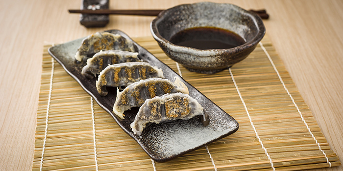 Gyoza Goma from Isuramuya Japanese Restaurant and Marketplace at JCube in Jurong, Singapore