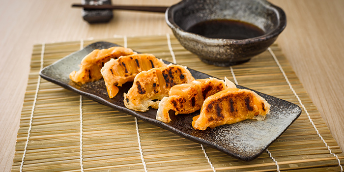 Gyoza tomato from Isuramuya Japanese Restaurant and Marketplace at JCube in Jurong, Singapore