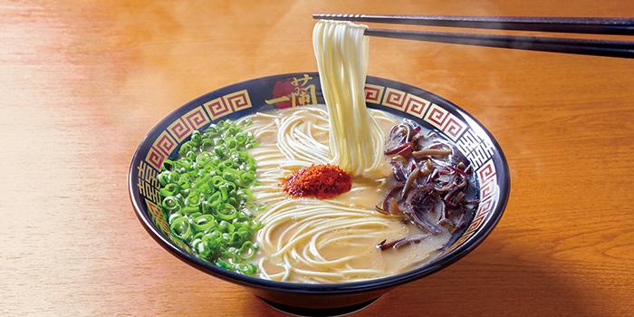 Matsuri Tonkotsu Ramen from Japan Food Matsuri 2019 at Takashimaya Square in Orchard, Singapore