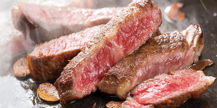 Wagyu A4 Grade Steak from Japan Food Matsuri 2019 at Takashimaya Square in Orchard, Singapore