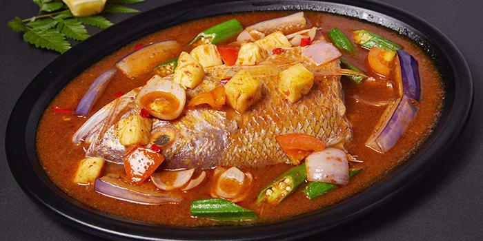 Assam Fish from Lao Hero Kitchen in Seletar, Singapore