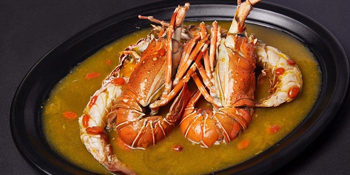 Crayfish from Lao Hero Kitchen in Seletar, Singapore