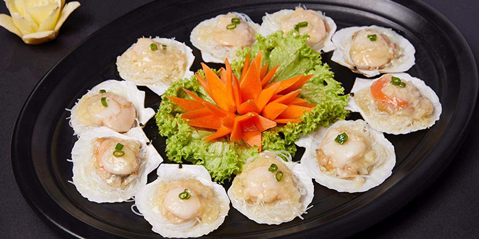Scallop from Lao Hero Kitchen in Seletar, Singapore