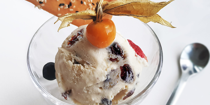 Häagen-Dazs Rum and Raisin Ice Cream from Lawry