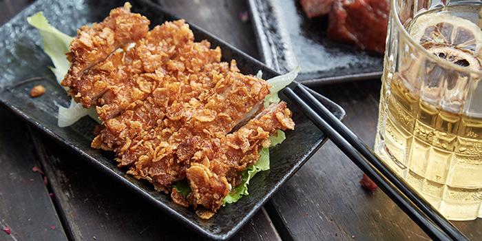 Crispy Hakka Pork Chop from Mister Wu (CHIJMES) in CHIJMES, Singapore