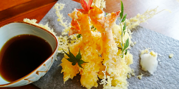 Tempura from Naga Imo in Telok Ayer, Singapore