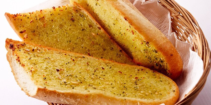 Garlic Bread from Otto Berlin Haus in Toa Payoh, Singapore