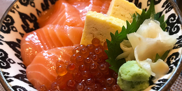 Don from ShinnSato Japanese Cuisine in Tanjong Pagar, Singapore