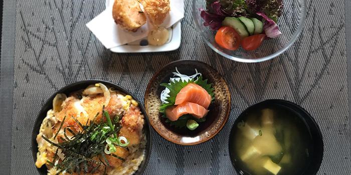 Set Menu from ShinnSato Japanese Cuisine in Tanjong Pagar, Singapore