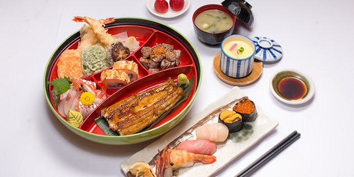 Manjyu Zen Millennia Walk from Sho Yakitori & Sushi at Millenia Walk in Promenade, Singapore
