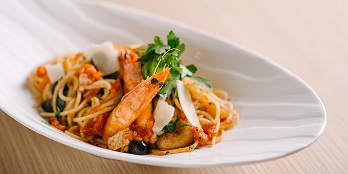 Pasta from Taste Restaurant in Bugis, Singapore